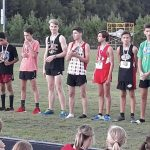 Varsity Boys' Cross Country finishes 4th place at Palmetto Friendly