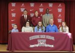 Caley Chambers Signs with Southern Wesleyan