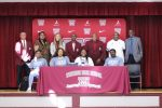 Acoya Hunt Signs with Columbia International University