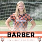 GIRLS' SOCCER: Barber a NTSPY finalist | Sports | newsandtribune.com