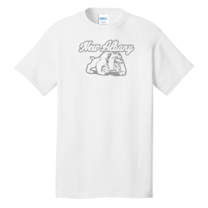 """Official NA All-Sport """"White Out"""" Home Game Shirt"""