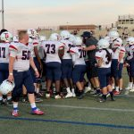 Boys Junior Varsity Football falls to Oakdale 20 – 16