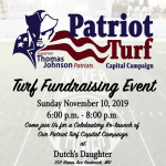 FCPS Patriot Turf Fundraising Event