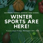 Winter Sports Tryouts Information
