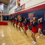 2019-2020 Winter Junior Varsity Cheerleading