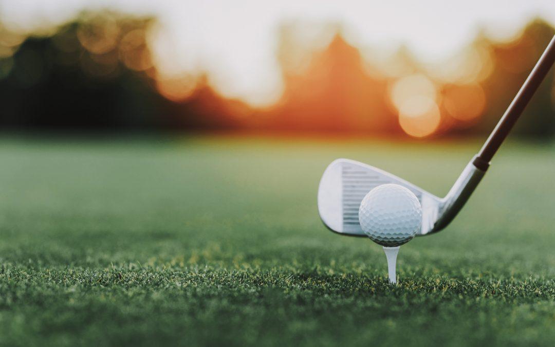 Golf Fundraiser Event