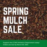 Spring 2021 Mulch Sale