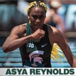 Brush Grad Asya Reynolds Honored at MSU
