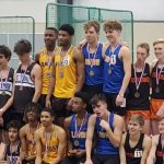 Indoor Track Members Earn ALL-OHIO Honors