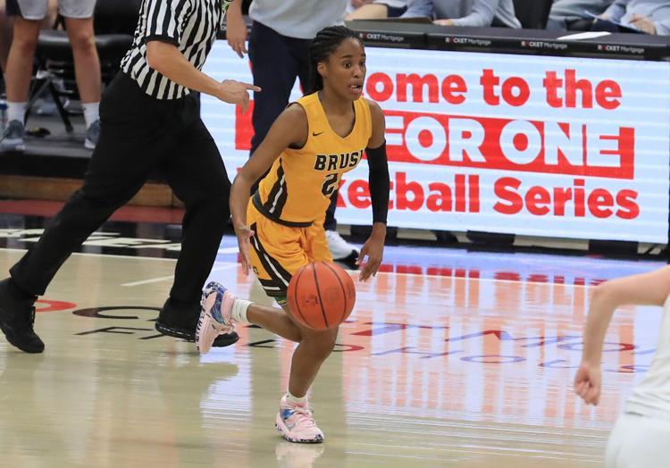 Girls Basketball: Brush's Kayla White Earns 3rd Team  D-I  All-Ohio Selection