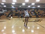 "Lady Arcs Flex Their ""Seniority"", Clip Falcons 65-40"