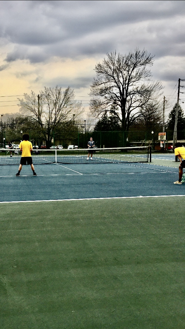 ARCS Look To Serve Up Some Inspired Play @ Sectionals !