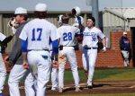 Varsity baseball picks up 13-4 win over Oak Mountain