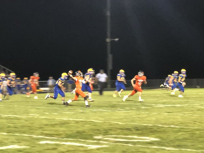 Wildcats Tough It Out at Rival Derry Area in 20-14 Overtime Victory (via Latrobe Bulletin)