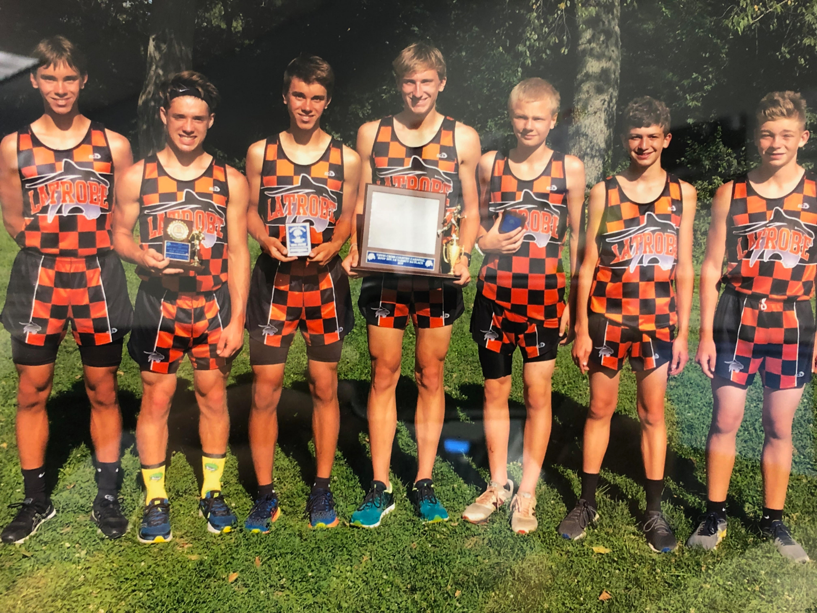 Varsity Cross Country Travels to Tiffin, OH