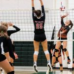 Girls Volleyball Showcased in The Tribune-Review