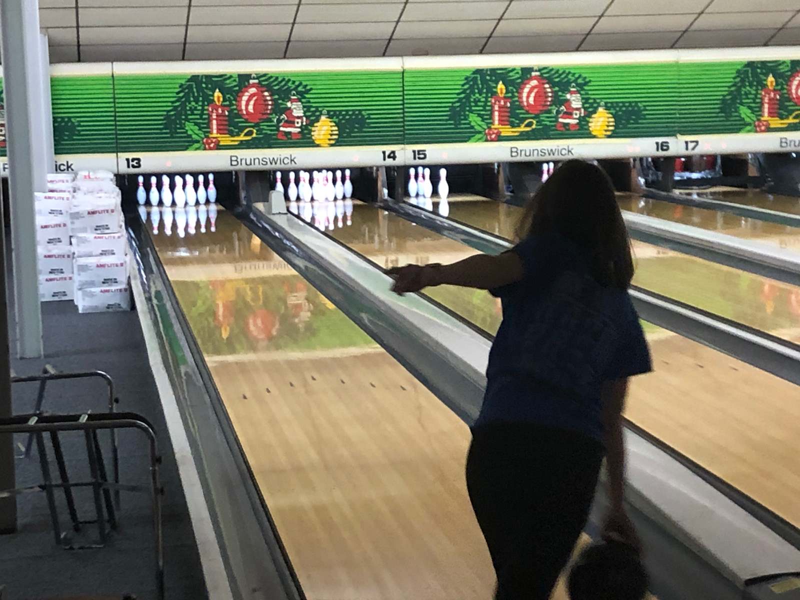 Individual Bowlers Move On
