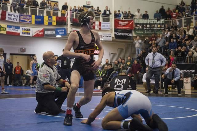 Multiple Wildcat Wrestlers Find Themselves in Top Rankings