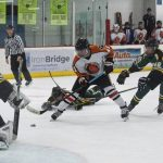 Ice Cats Find Themselves at the Top