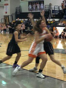 Girls Basketball vs. Oakland Catholic