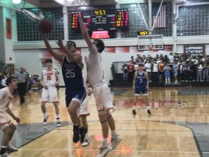 Boys Basketball vs. Connellsville