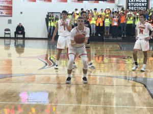 Boy Basketball over Norwin 64-55