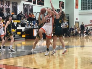 Girls Basketball vs. Penn Trafford