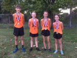 Greater Latrobe JH Cross Country at Westmoreland Championships