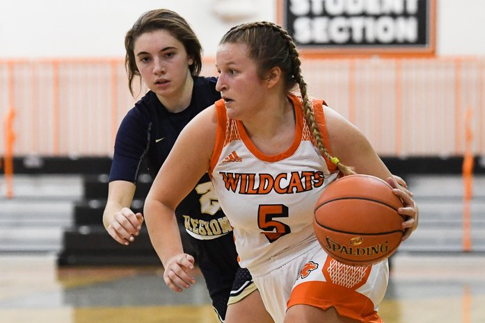 Girl's Basketball Takes on New Section Opponent Mckeesport