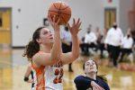 Girls Varsity Basketball beats McKeesport Area 58 – 53