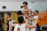 Watch Live on 2/25: Boys Varsity Basketball Travels to North Allegheny