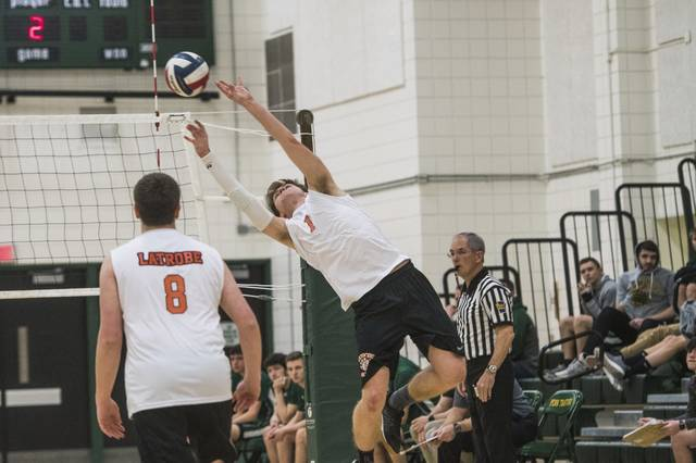 Watch Live on 3/30: Boys Varsity/JV Volleyball Hosts Armstrong