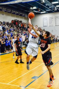 02-21-2014 Boys Varsity Basketball – Fruita vs. Grand Junction