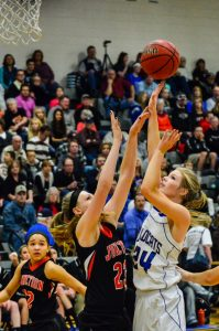 02-21-2014 Girls Varsity Basketball – Fruita vs. Grand Junction