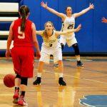 Fruita Monument High School Girls Varsity Basketball beat Union 74-31