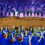 Fruita Monument High School Girls Varsity Basketball beat Glenwood Springs HS 46-26