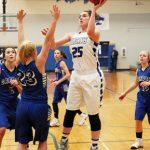 FMHSl Girls beat Rampart High School 47-30