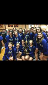 Coed Varsity Cheer 2016-2017
