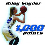 Snyder Reaches 1,000 Points