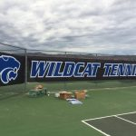 Tennis Courts Receive Upgrade