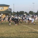 Junior Varsity Football falls to Gray Collegiate Academy 20 – 13
