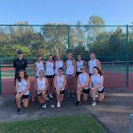 Girls Tennis Wins 3 Over the Weekend