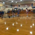 Varsity Volleyball beats North Charleston 3 – 0