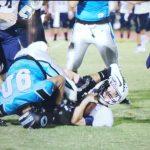 Varsity Football beats Legion Collegiate Academy 14 – 0