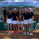 Girls Golf Wins the Junior Golf Invitational!