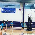 Junior Varsity Volleyball beats First Baptist H.S. 2 – 0