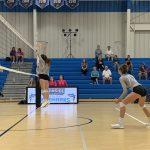 Junior Varsity Volleyball beats Academic Magnet 2 – 0