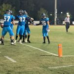 Varsity Football beats North Charleston 61 – 6