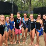 Oceanside Swimming Women win PCA Invite; Men take 2nd!