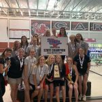 Girls Swimming Wins AAA State Championship!!'
